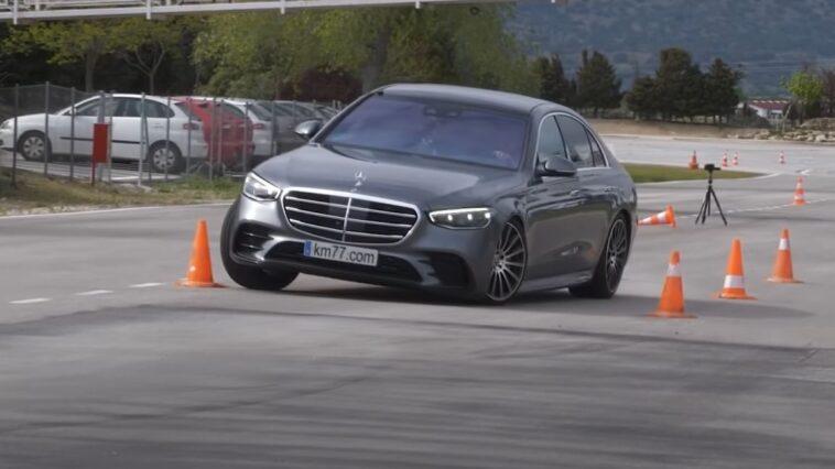 Mercedes Klasy S Diesel 2021