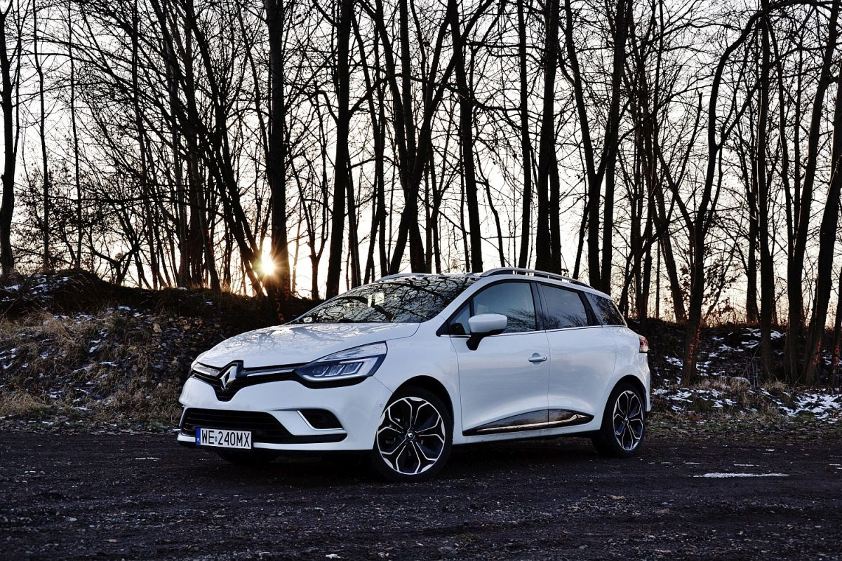 Renault Clio Grandtour za30 tysięcy złotych