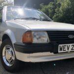Ford Escort Księżnej Diany na sprzedaż