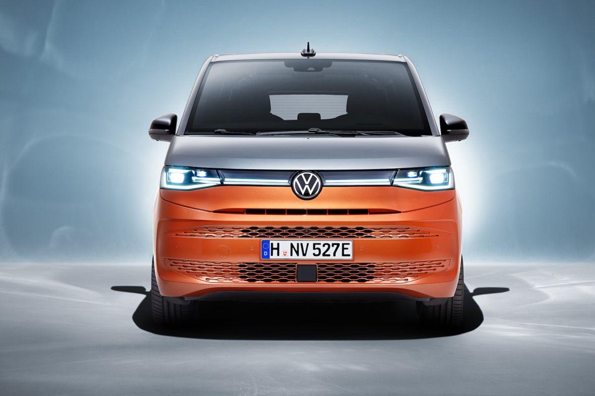 Volkswagen Multivan 2022 silniki