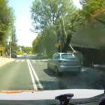 Potrącenie na przejściu Bielsko-Biała