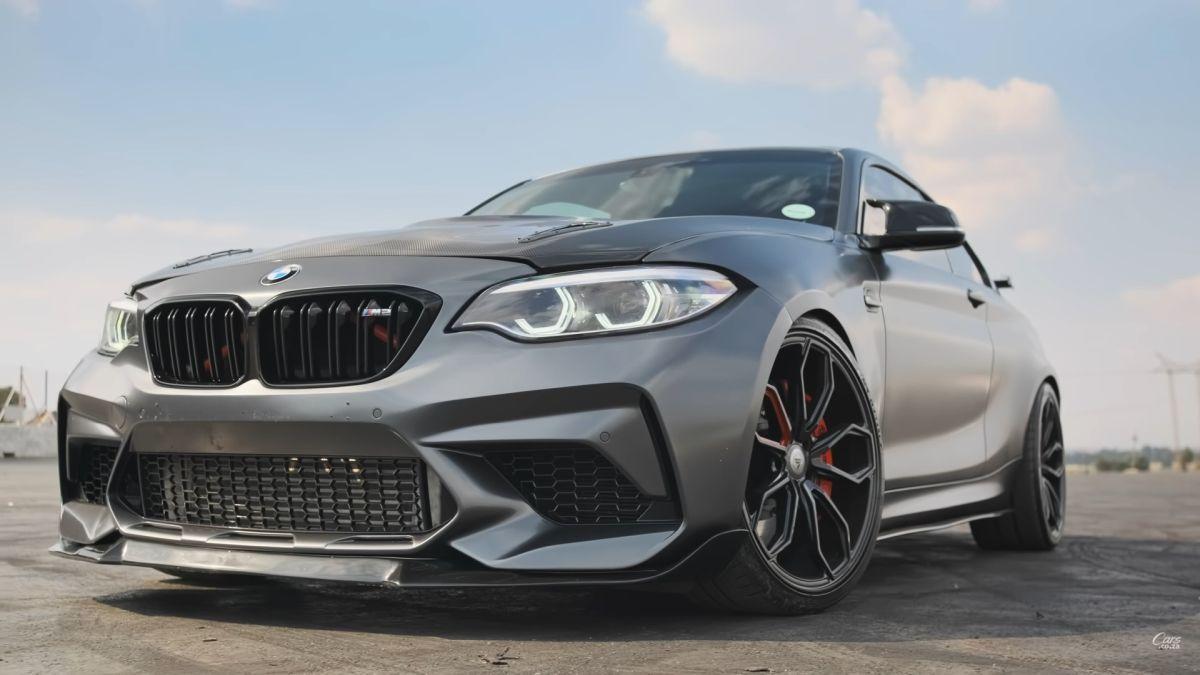 BMW M2 Diesel Tuning
