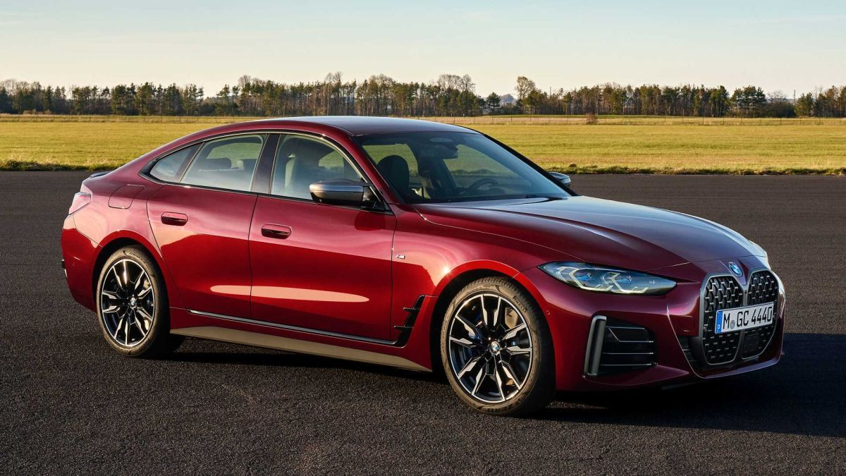 BMW Serii 4 Gran Coupe 2021