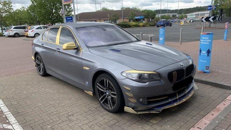 BMW F10 fail tuning