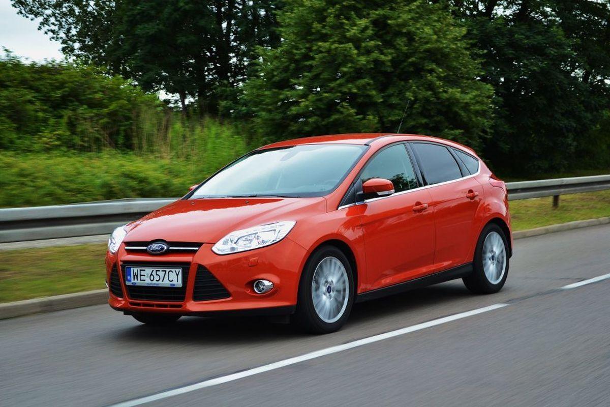 Ford Focus za30 tysięcy złotych
