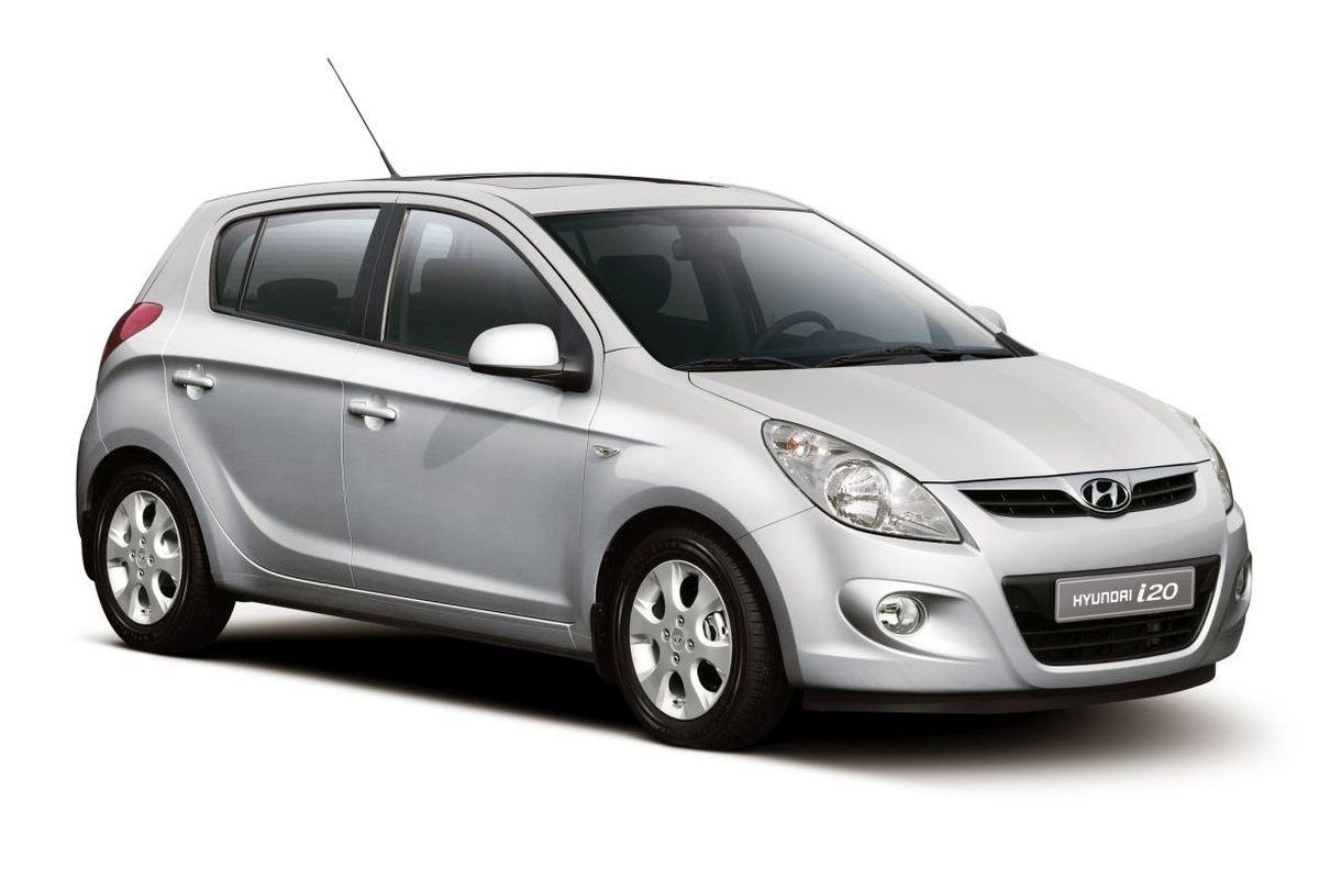 Hyundai i20 za10 tysięcy