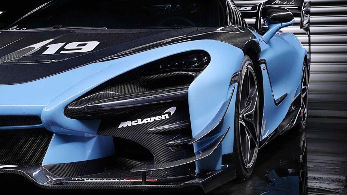 McLaren 720S Darwinpro