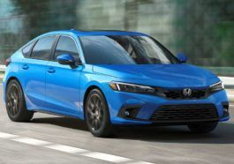 Honda Civic 5D 2022 oficjalnie