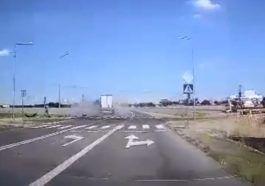 Tragiczny wypadek pod Sochaczewem