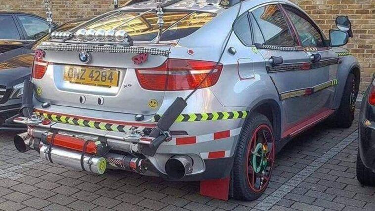 BMW X6 fail tuning