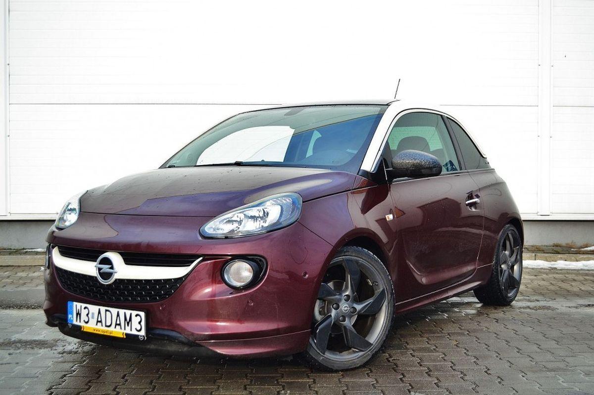 Opel Adam za30 tysięcy złotych