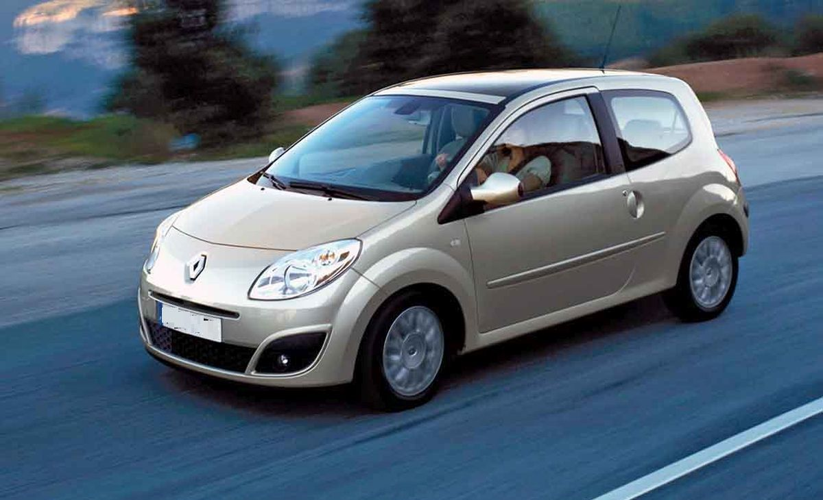 Renault Twingo za10 000 złotych