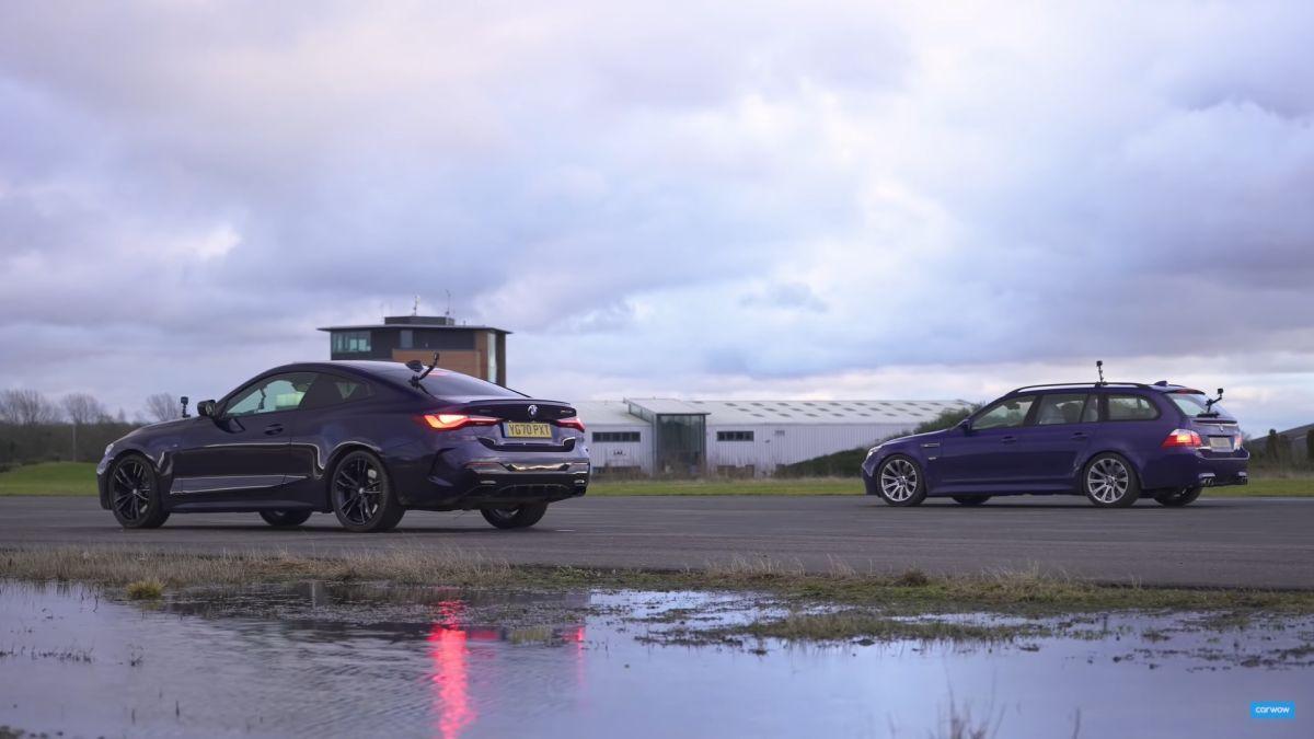 BMW M5 vs BMW M440i