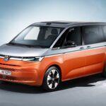 Volkswagen Multivan 2022 official