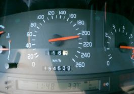 Volvo 850 R tuning acceleration