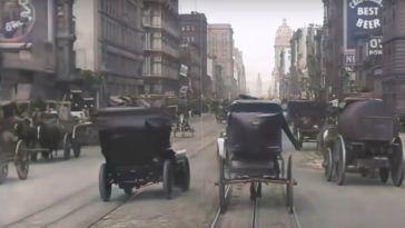 Wirtualny spacer po San Francisco 1906