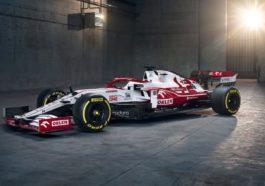 Alfa Romeo i Sauber - nowy kontrakt 2021