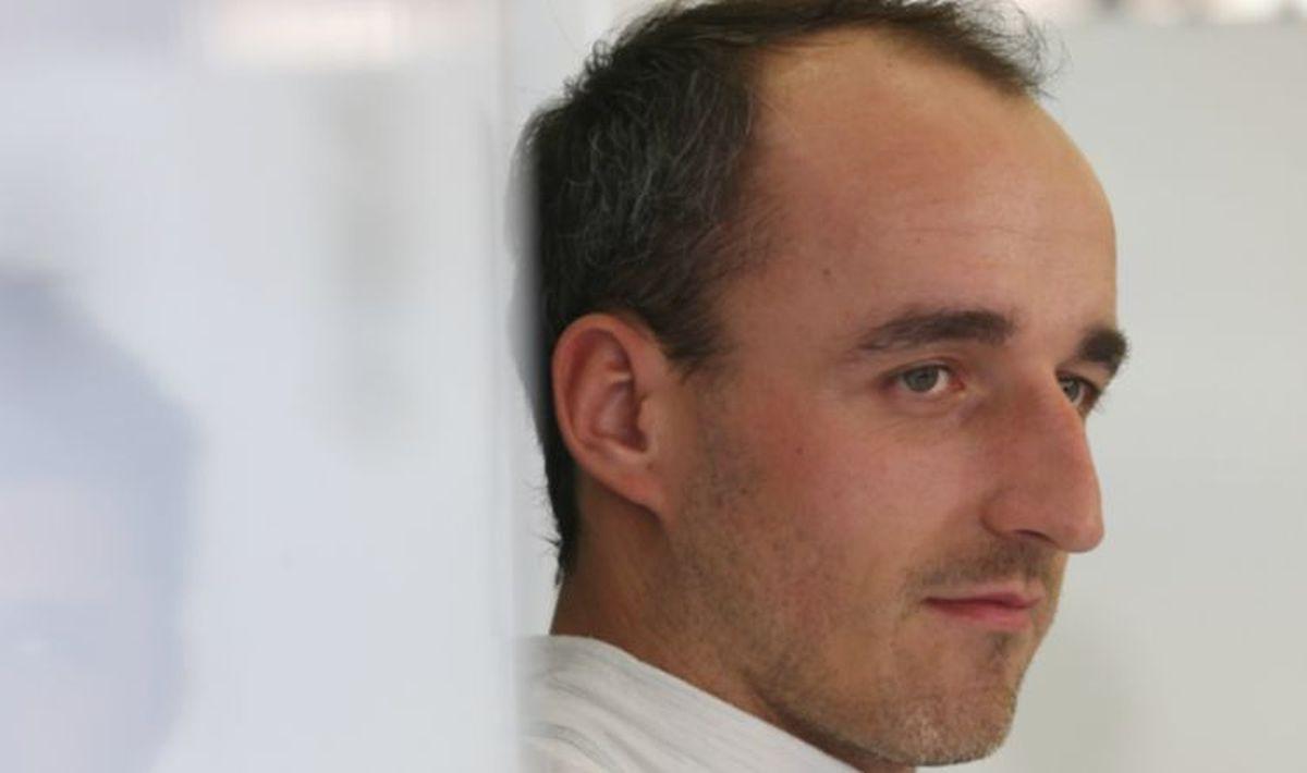 Robert Kubica Alfa Romeo Racing Orlen 2021