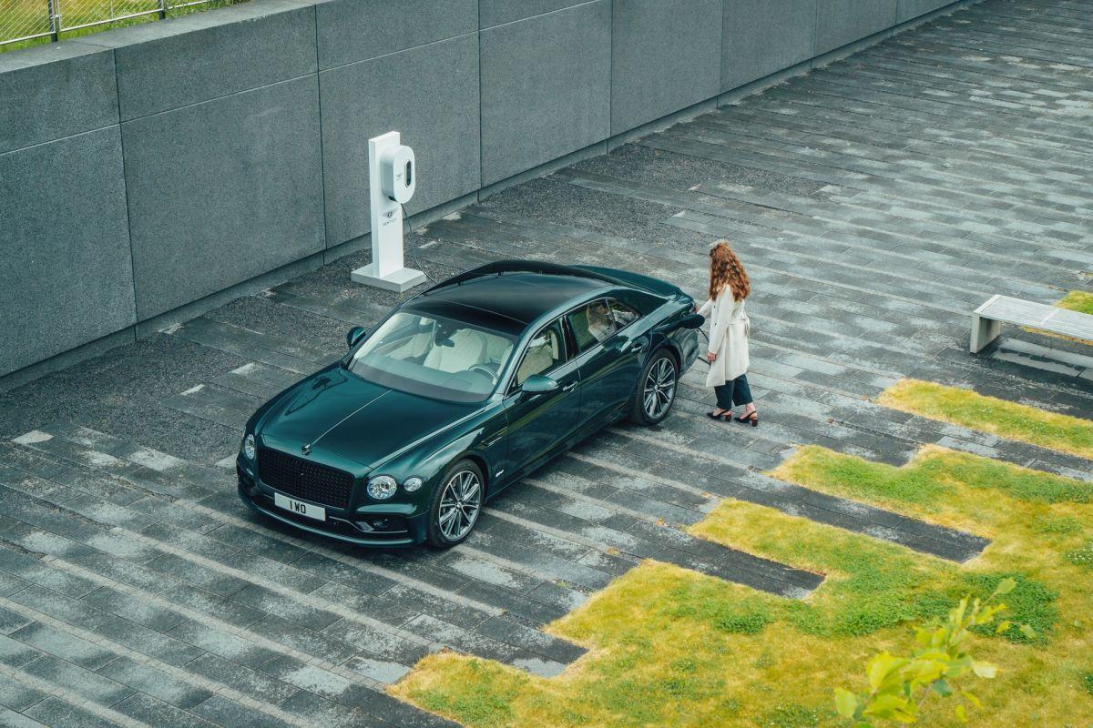 Bentley Flying Spur 2.9 V6 Hybrid