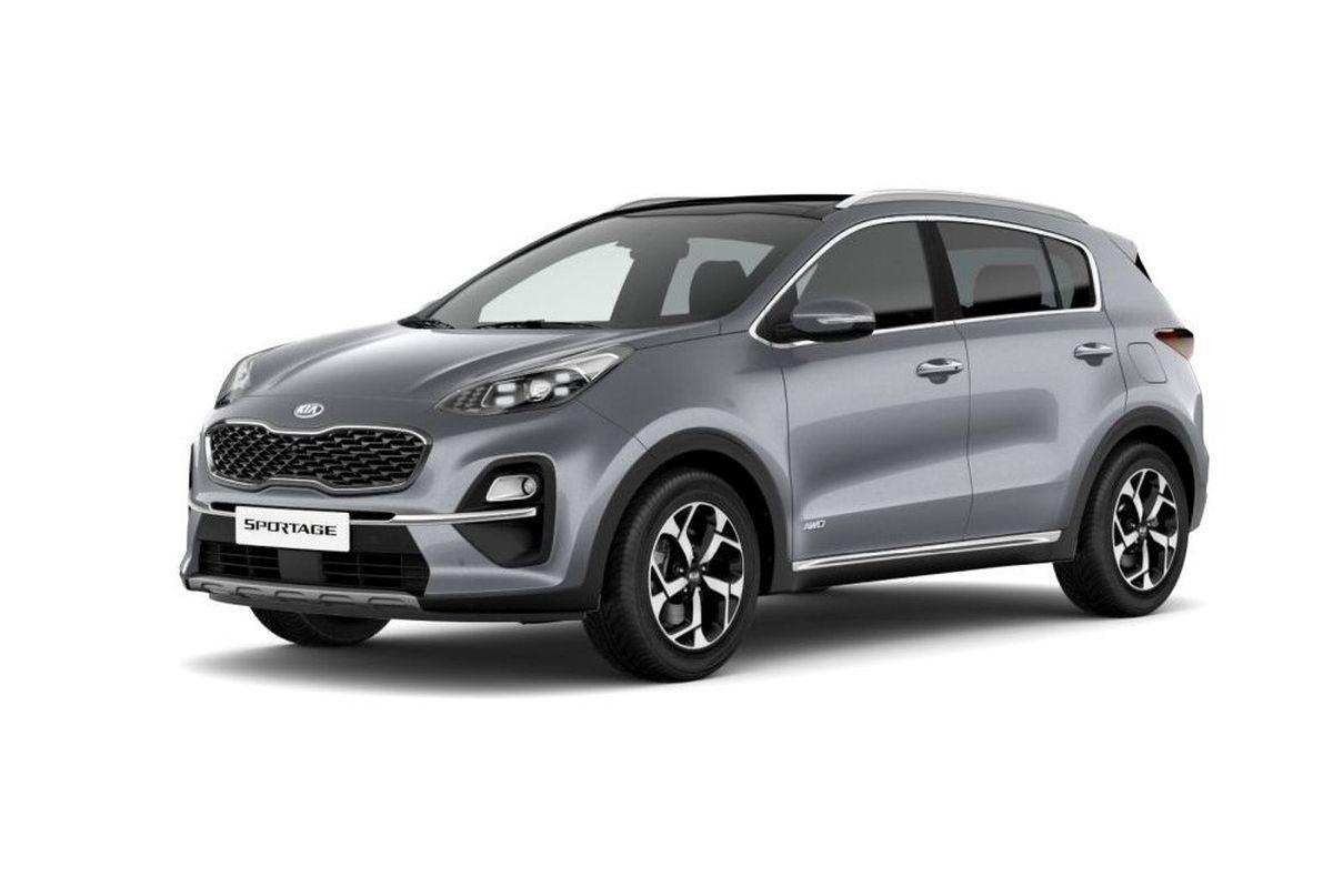 Kia Sportage Diesel 2021