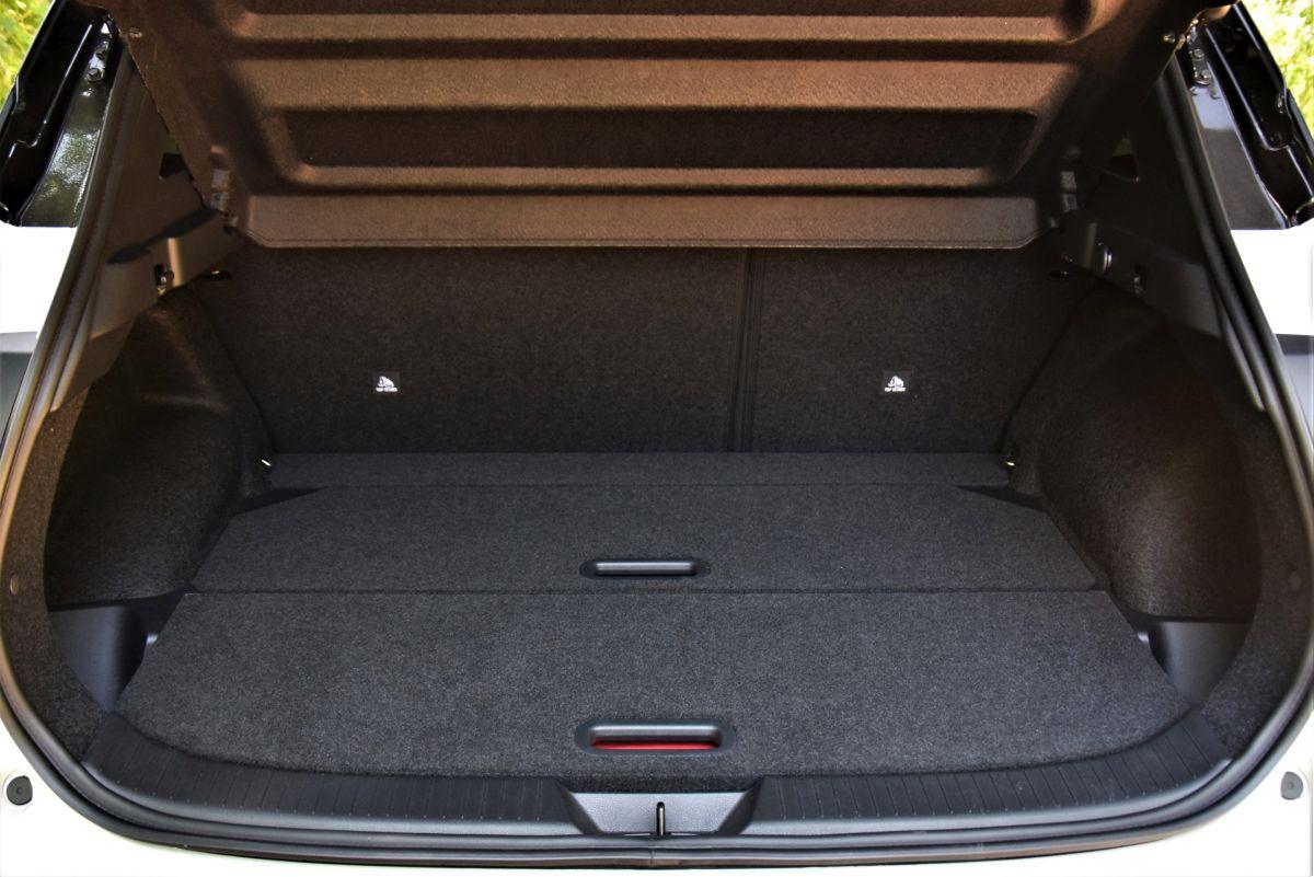 Nowy Nissan Qashqai - pojemność bagażnika