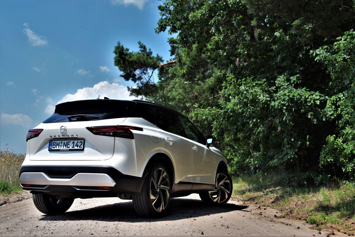 Nowy Nissan Qashqai - test