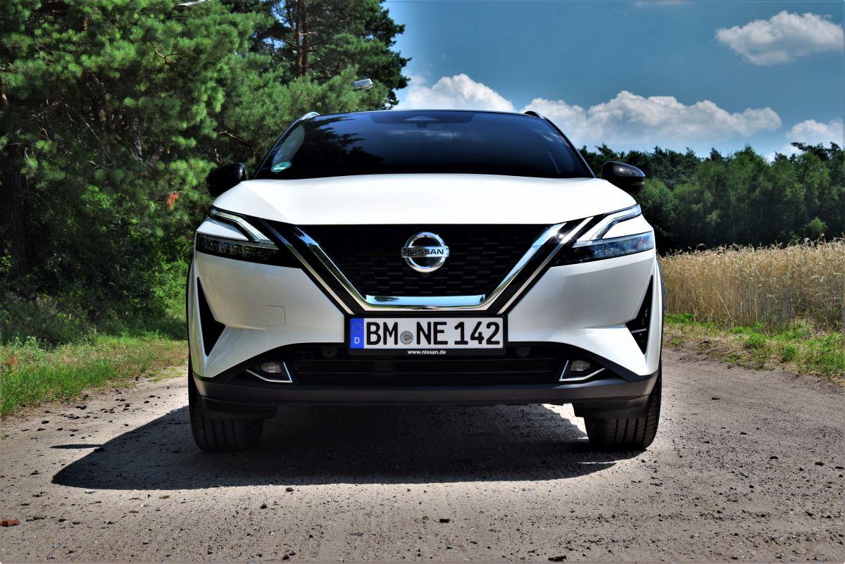 Nissan Qashqai 2021 CVT