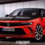 Opel Astra GSi 2022 Hybrid