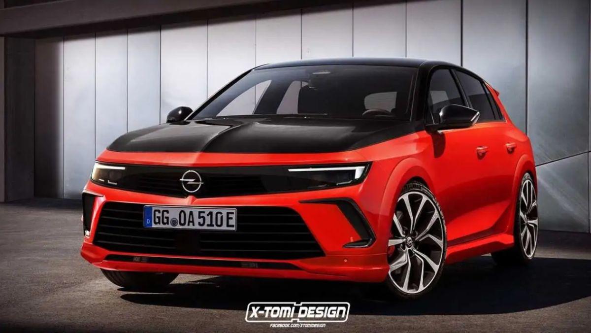 Opel Astra Hybrid 225