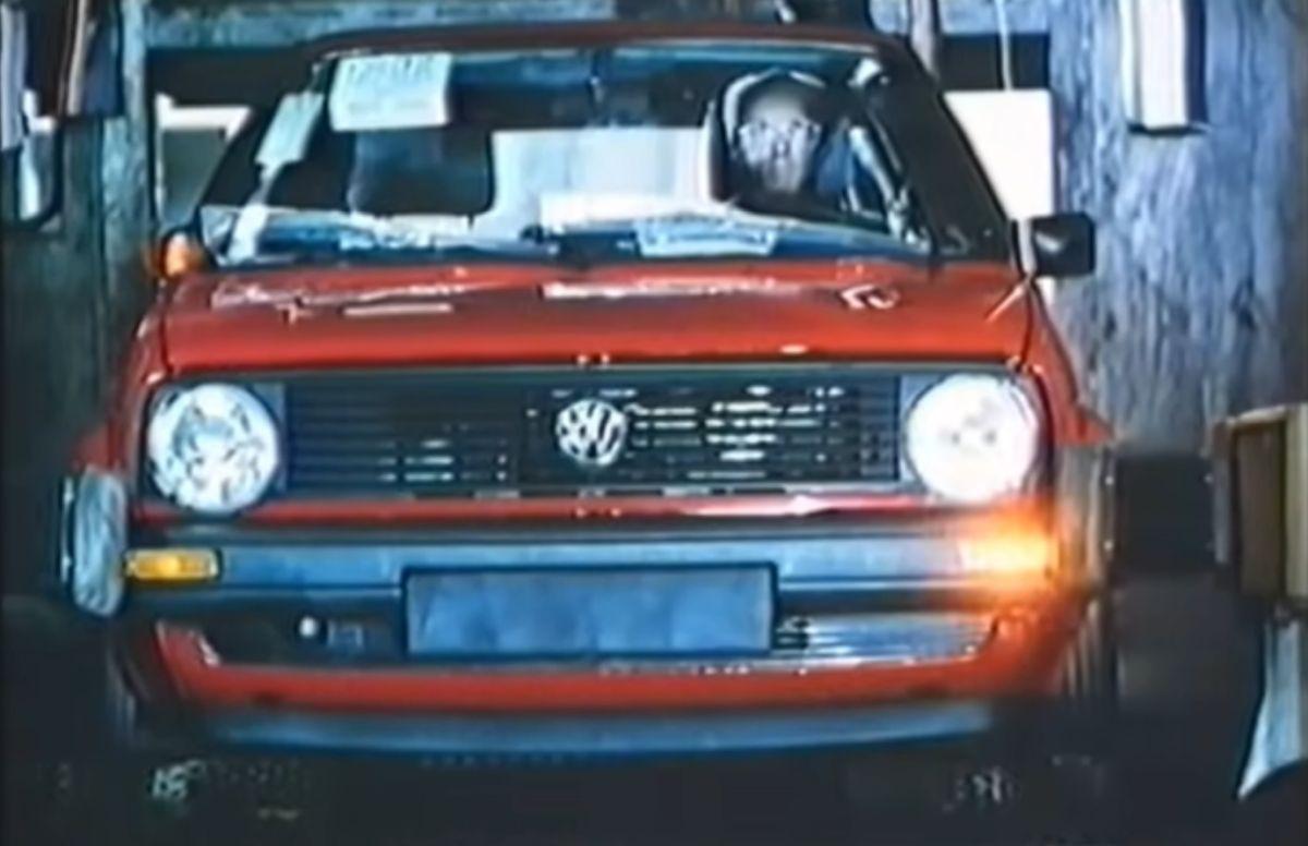 Produkcja Golfa II
