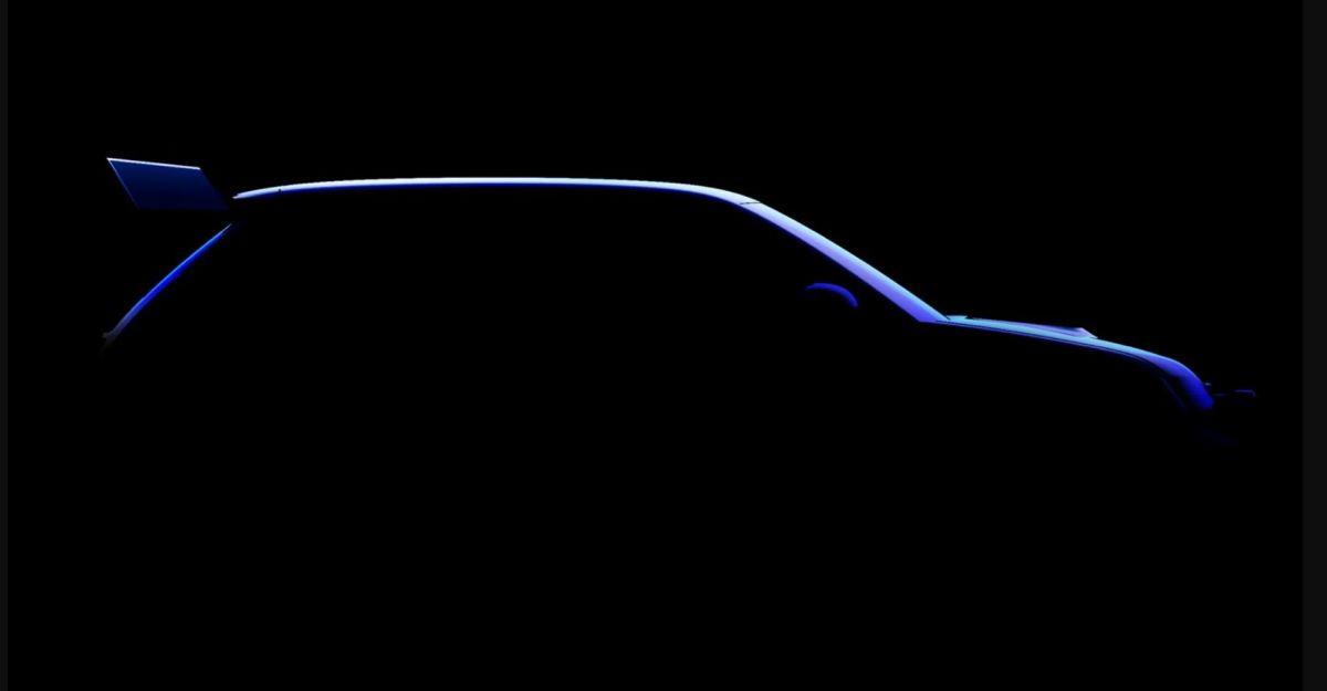Renault 5 Alpine 2022