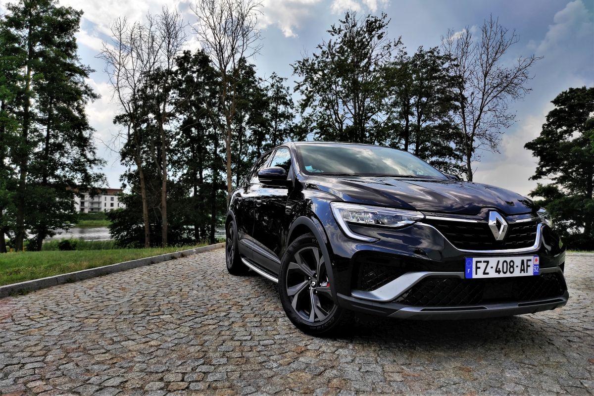 Renault Arkana E-TECH - dane techniczne