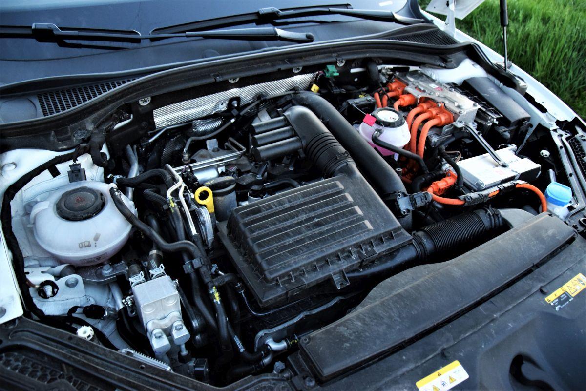 Skoda Superb Hybrid - dane techniczne