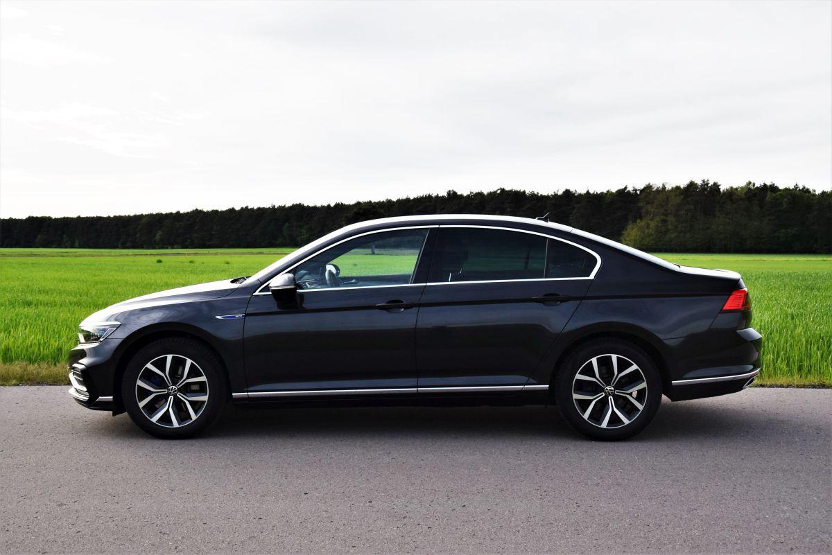 Volkswagen Passat GTE - opinie