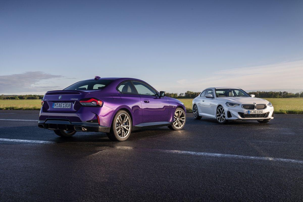 BMW serii 2 G42 oficjalnie