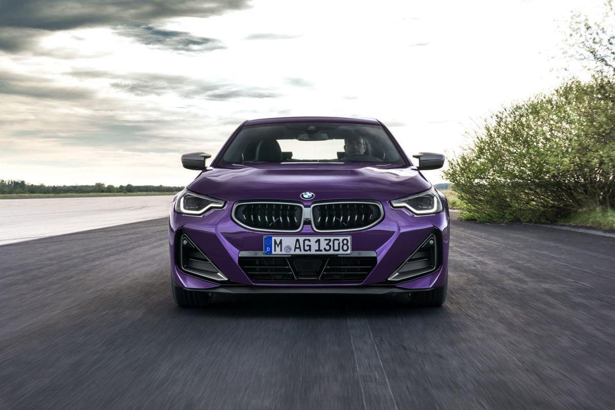 BMW M240i xDrive 2022
