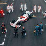 Bolidy F1 2022