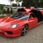 Limuzyna Ferrari