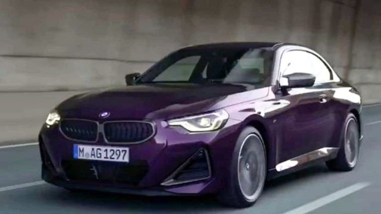 BMW Series 2 G42 no official