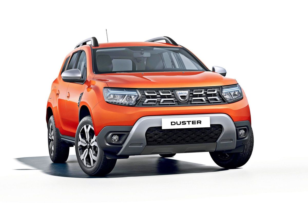 Dacia Duster 2021 lifting cennik