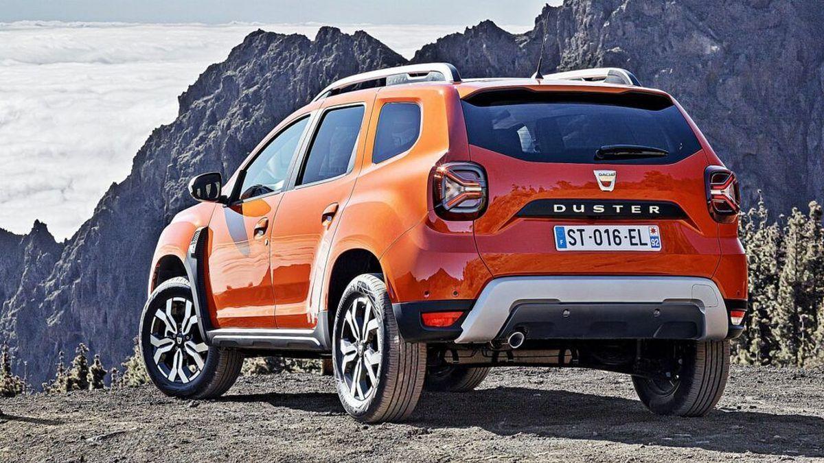 Dacia Duster 2021 silniki