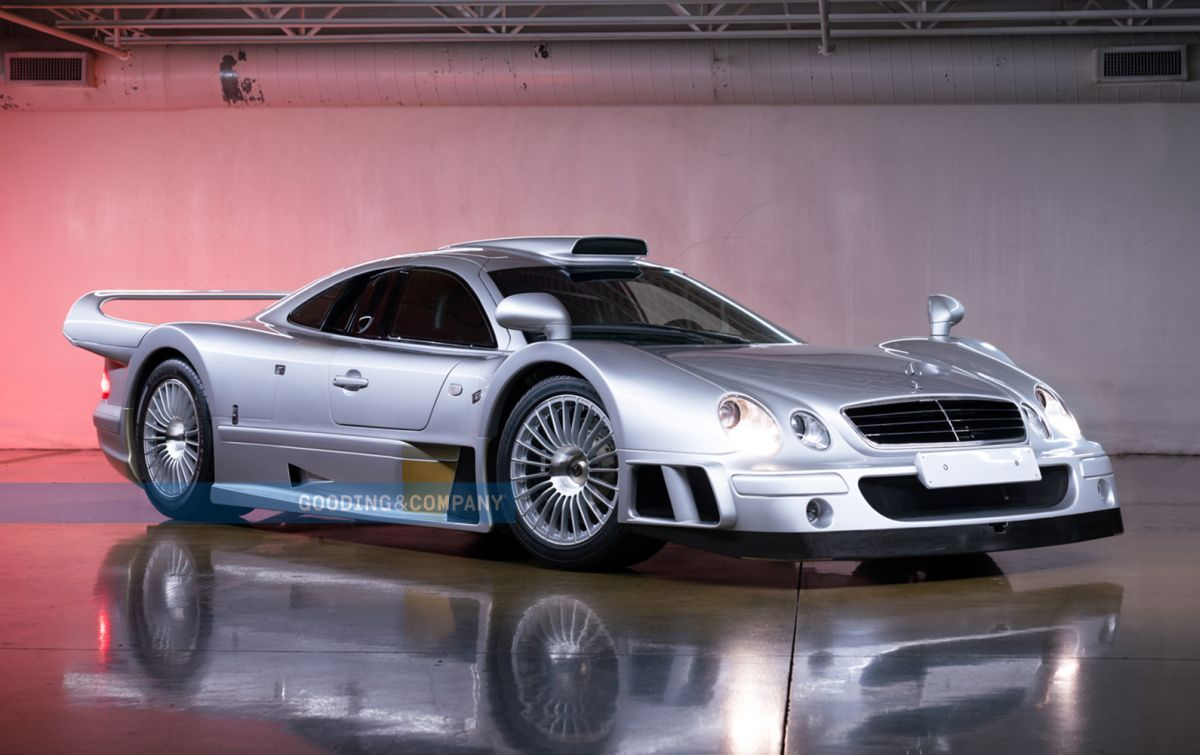 Mercedes AMG CLK GTR for sale