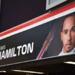 Hamilton po zderzeniu z Verstappenem