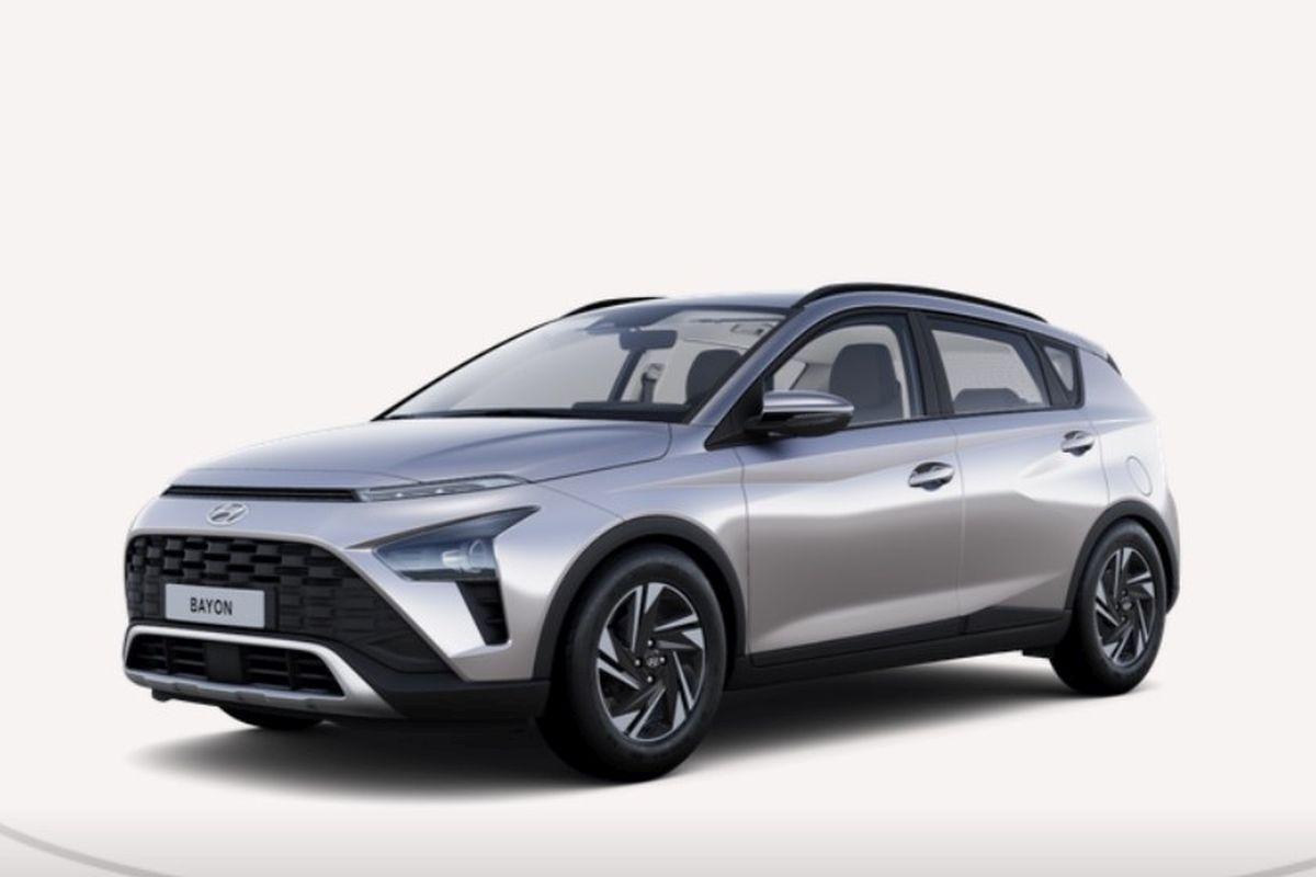 Hyundai Bayon za80 tysięcy