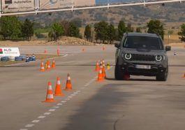 Jeep Renegade - test łosia
