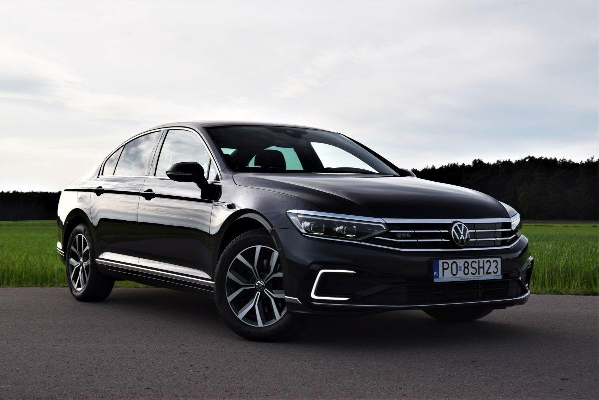Volkswagen Passat GTE - test