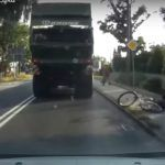 Zderzenie dwóch rowerzystów Bielsko-Biała