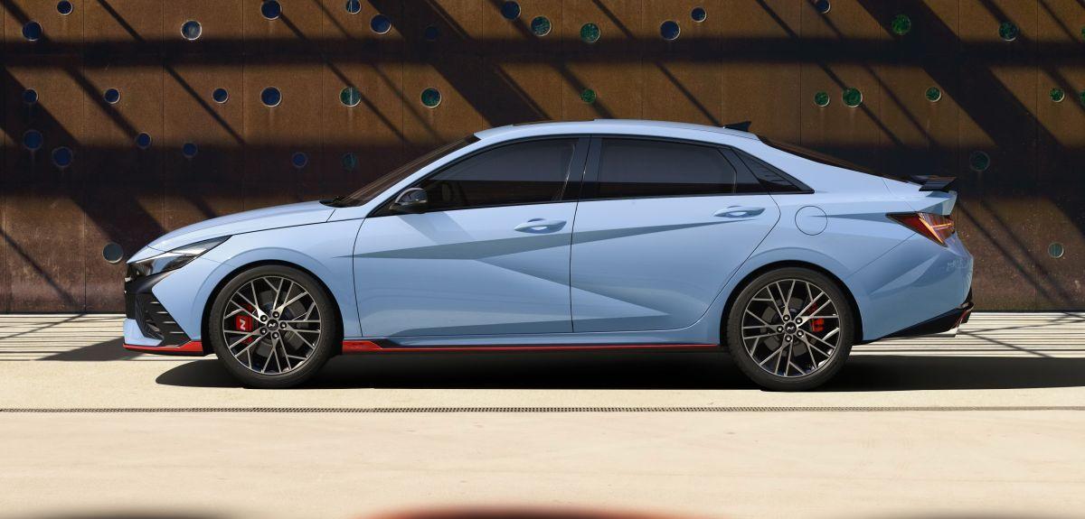 Hyundai Elantra N oficjalnie