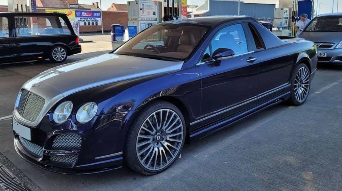 Bentley Pick-up