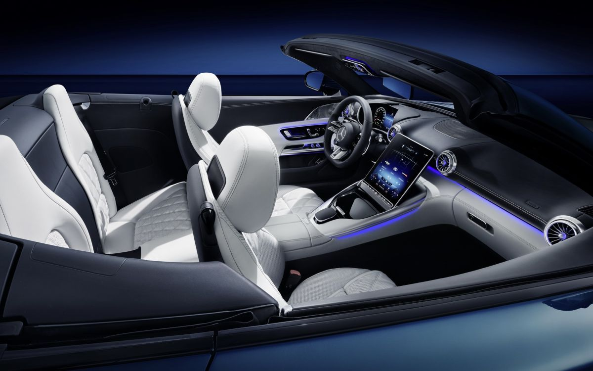 Mercedes SL 2022 2+2